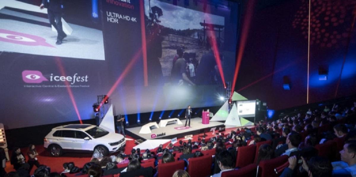 Peste 100 de experți globali din industria online, digital si tech, vor reveni la Bucuresti, în cadrul iCEE.fest 2017.