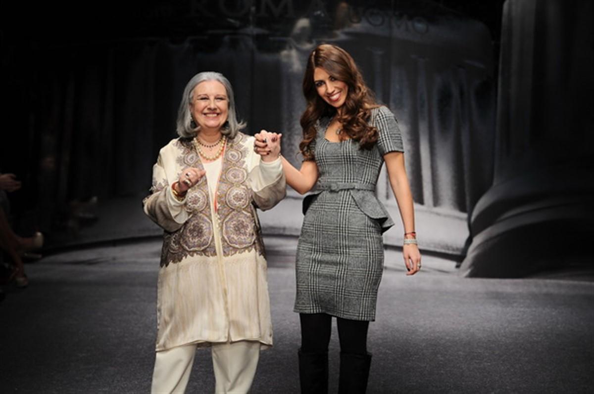 Renumita creatoare de modă Laura Biagiotti a încetat din viață la vârsta de 73 de ani, după ce a suferit un infarct.