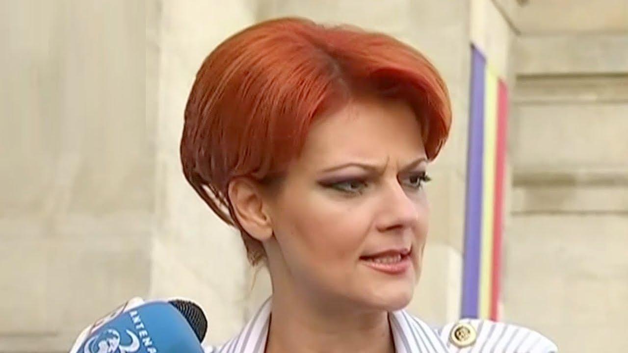 Lia Olguţa Vasilescu ajunge în instaţă. Ce se întâmplă cu Ministrul Muncii