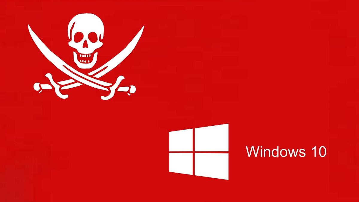 Gigantul american Microsoft, producătorul sistemului de operare Windows, a obținut un brevet prin care ascute lupta contra pirateriei.