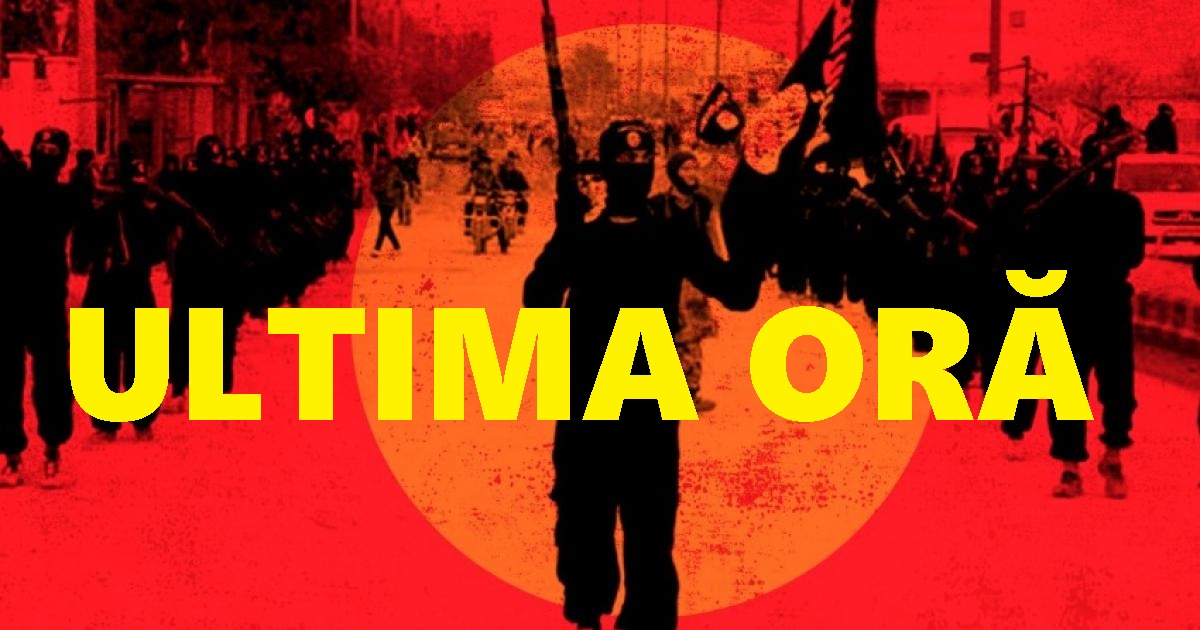 MAE: Pericol de atac terorist ISIS în apropierea României. Mesajul transmis românilor