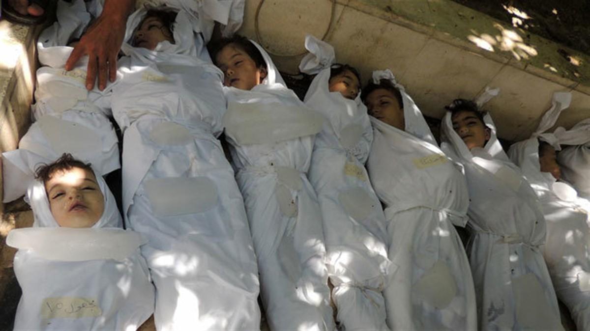 """""""Se pregătește un nou atac asupra copiilor nevinovați"""" - SUA anunță o ripostă fără precedent"""