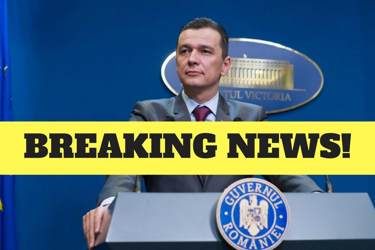 Premierul Sorin Grindeanu a decis să blocheze împărțirea banilor de către Ministerul Dezvoltării pentru programul național de dezvoltare locală.