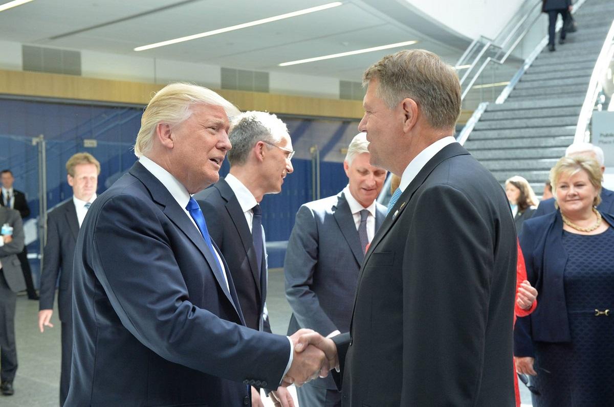 Președintele Klaus Iohannis va avea o întâlnire cu omologul său american Donald Trump la Casa Albă, pe 9 iunie.