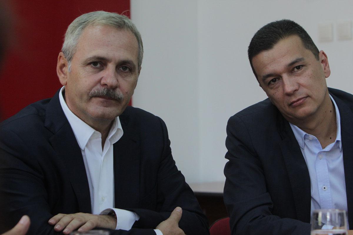 Premierul Sorin Grindeanu a dezvăluit ce a vorbit cu Liviu Dragnea înaintea votului de azi!