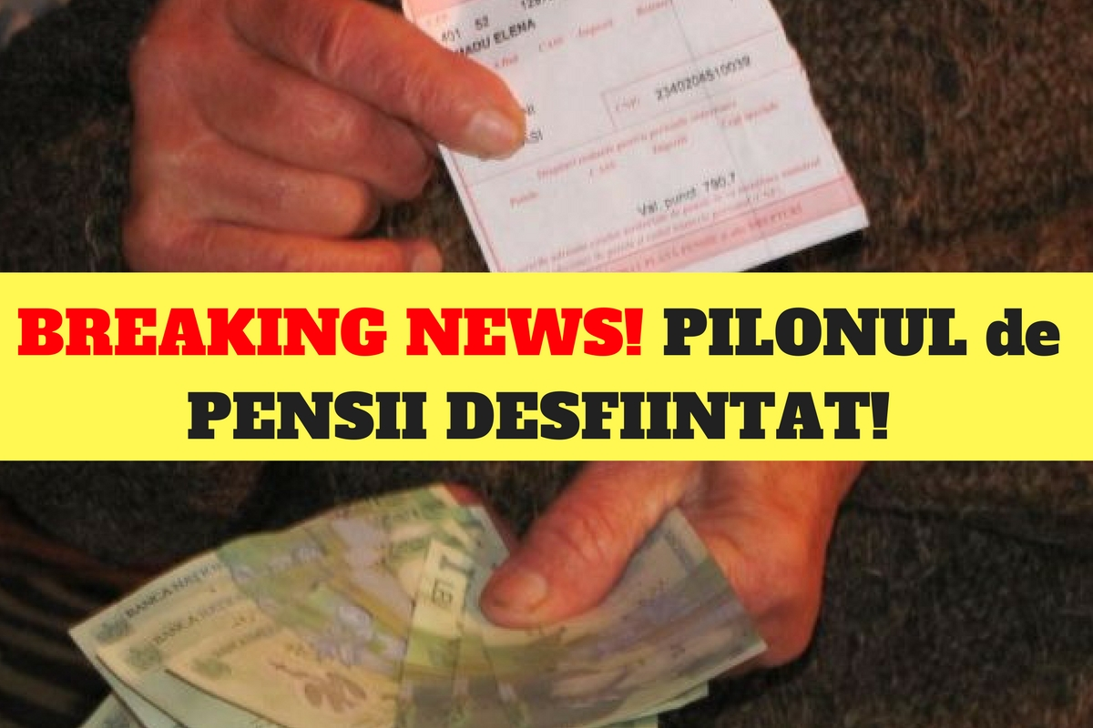 Breaking News! Guvernul vrea să desființeze Pilonul de pensii!