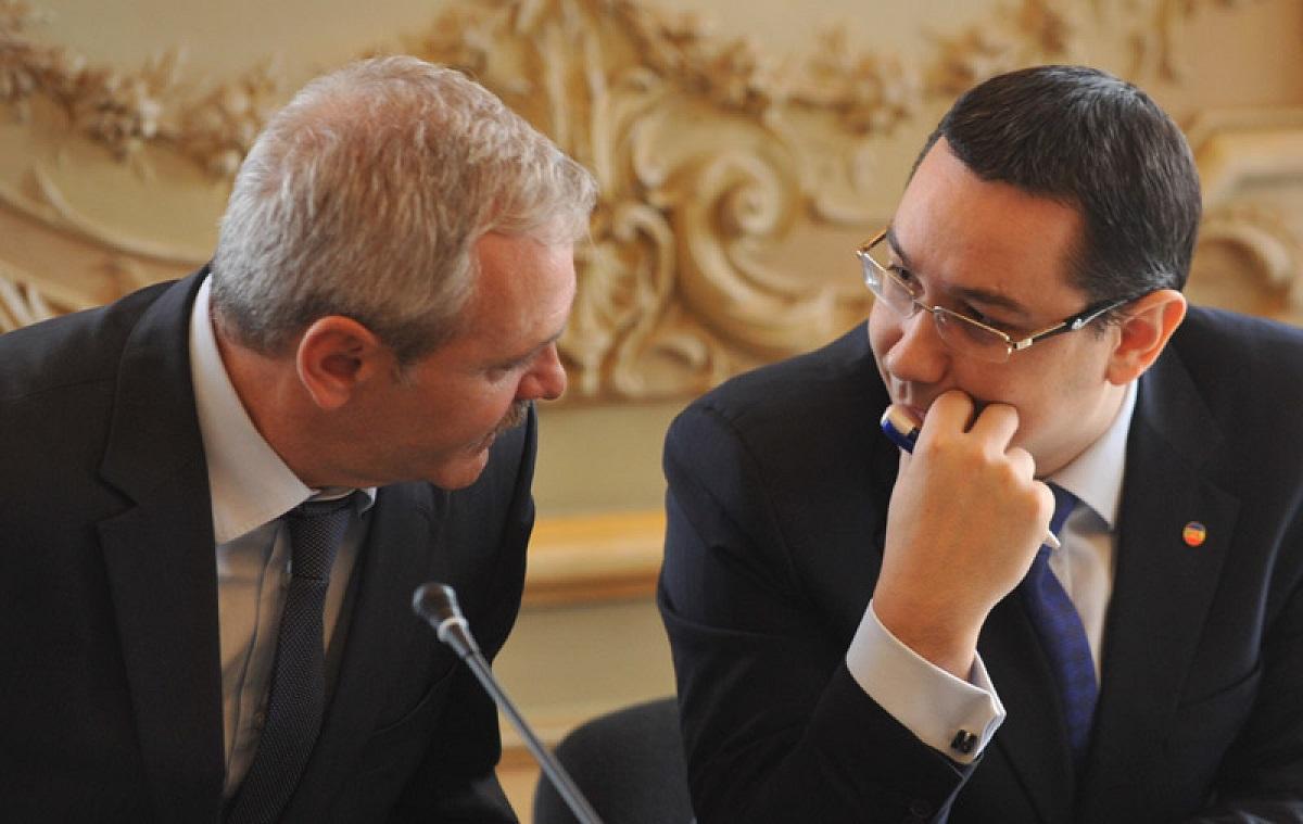Victor Ponta s-a prezentat la ședința grupurilor parlamentare ale PSD-ALDE înainte de ședința de plen în care se va citi textul moțiunii.