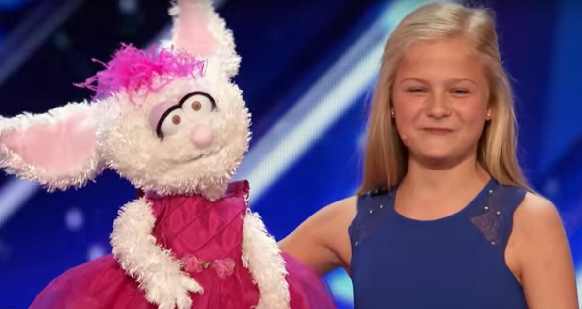 WOW! Cât talent are această fetiță de 12 ani! Jurații au apăsat imediat butonul de Golden Buzz