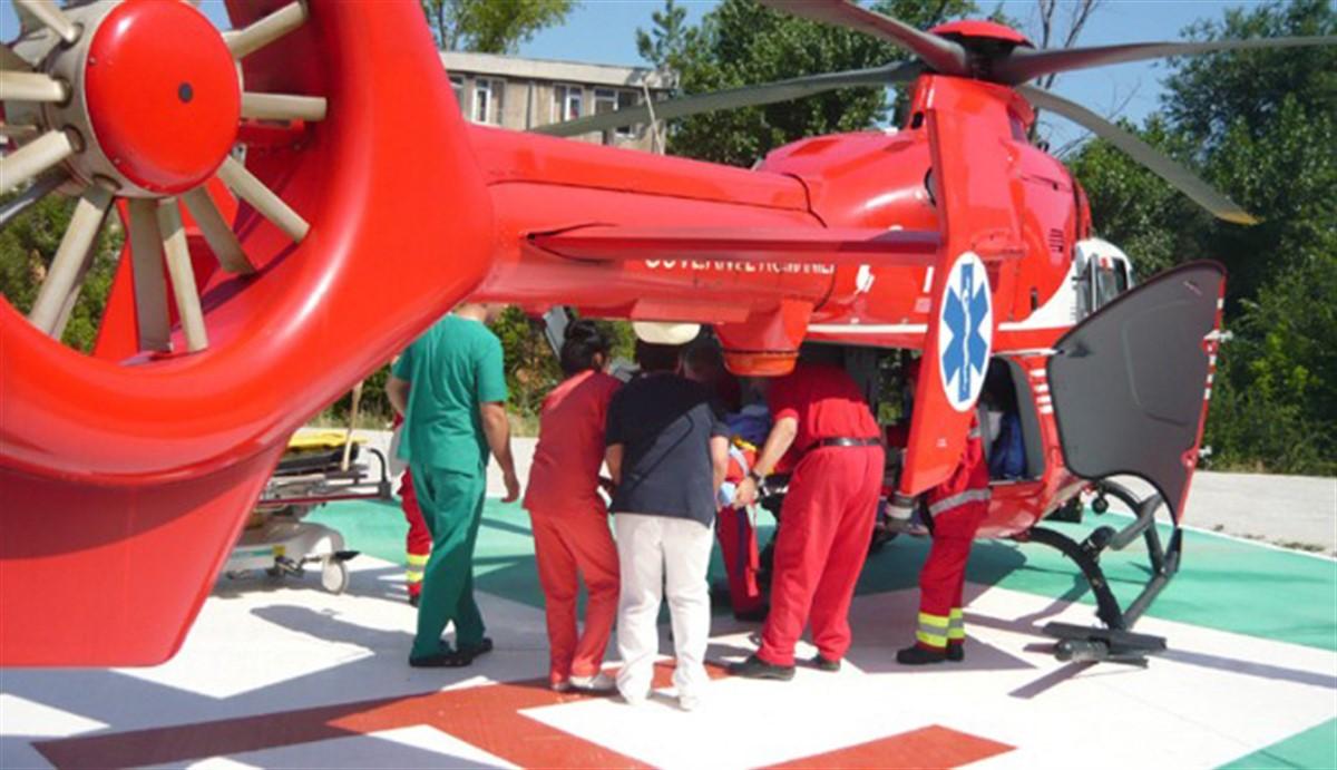 Tragedie pe Litoral! Elicopterul SMURD a intervenit!
