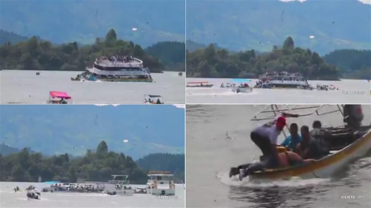 Se bucurau de o plimbare pe râu când TRAGEDIA s-a întâmplat! Erau peste 150 la bord!