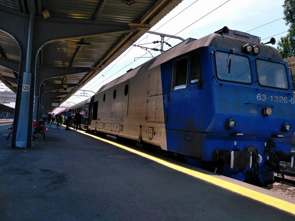 CFR introduce trenuri din București spre Istanbul, Salonic și Sofia!