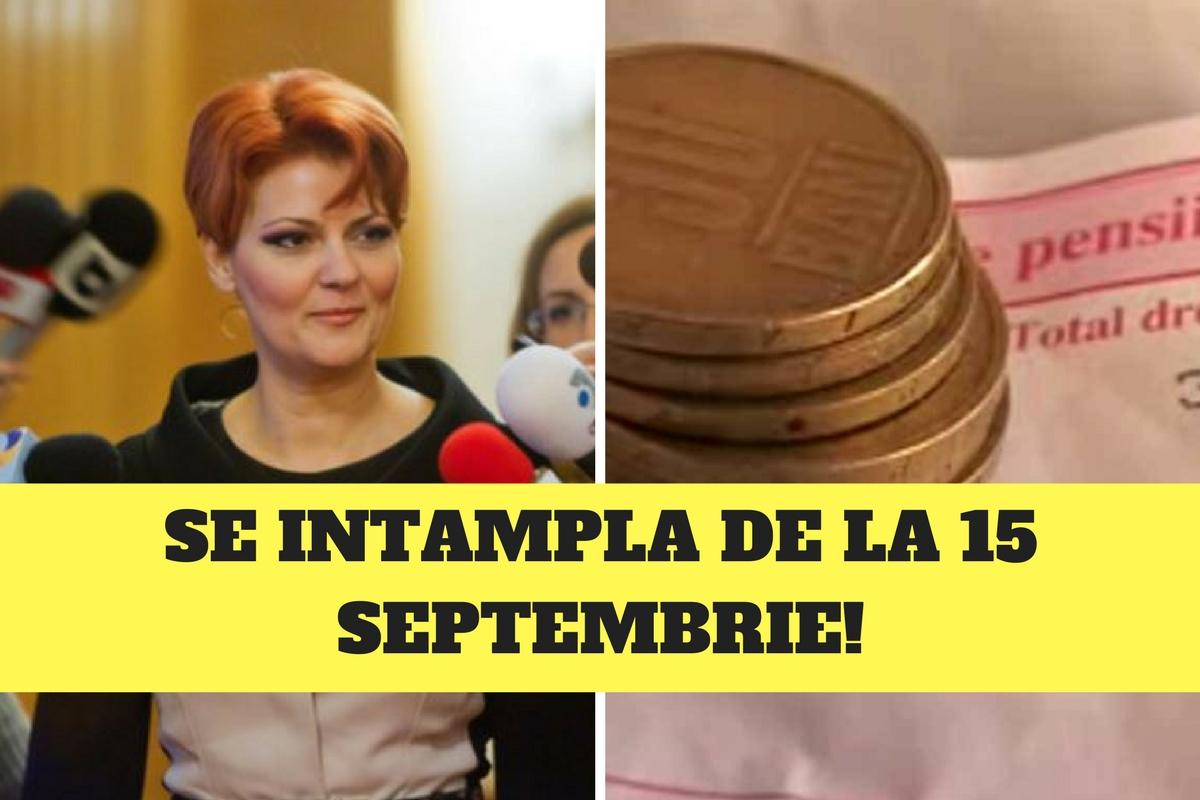 Anunț important pentru TOȚI PENSIONARII de la Ministrul Muncii! Se întâmplă de la 15 septembire