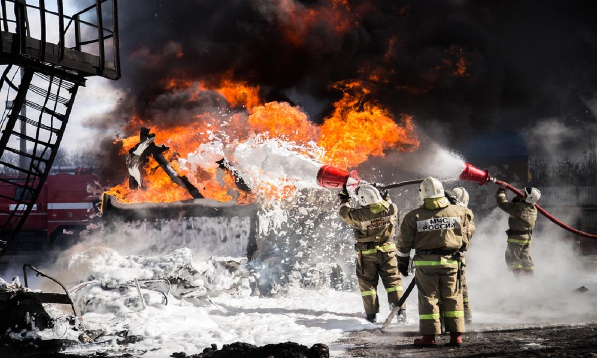 Incendiu în Gara de Nord din București. Un bărbat este în stare critică la Spitalul Floreasca cu arsuri pe tot corpul.