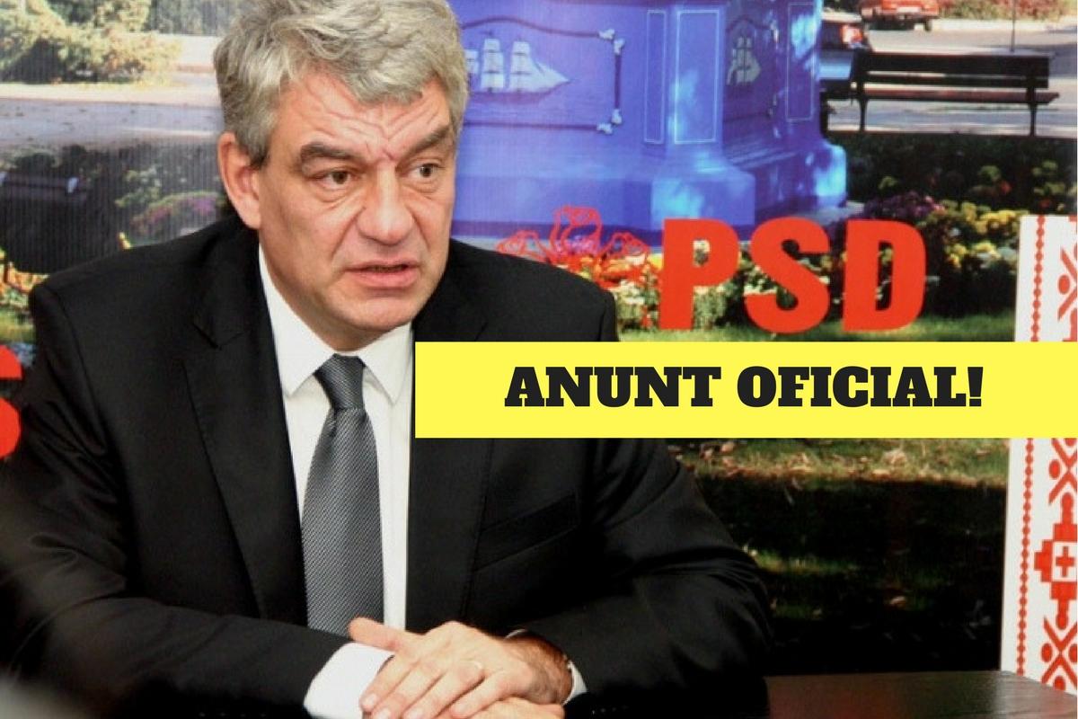 Premierul Mihai Tudose a făcut declarația OFICIALĂ! Ce se întâmplă cu cele mai controversate TAXE și IMPOZITE