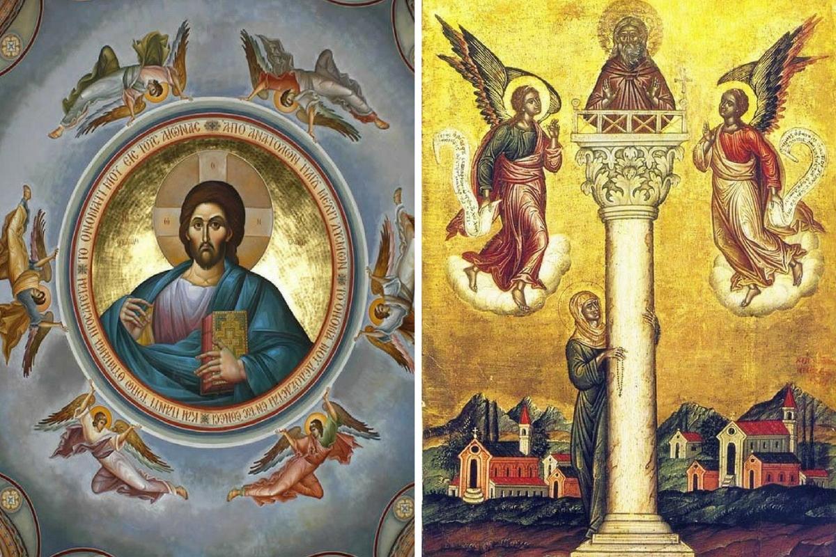 Anul nou bisericesc și Sfântul Simeon Stâlpnicul. Ce să nu faci pe 1 septembrie