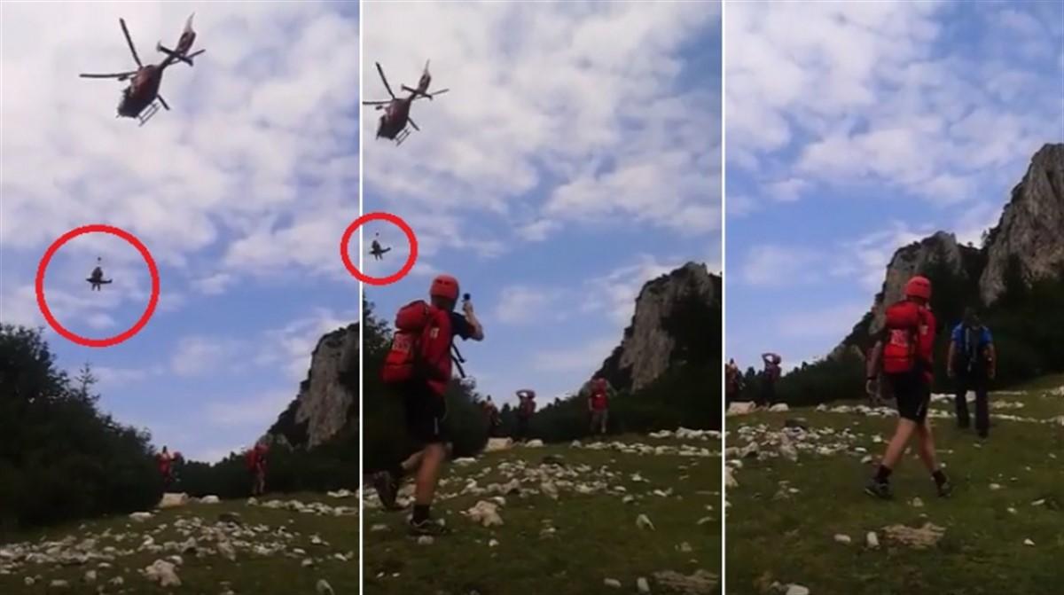 Un turist a murit în masivul Piatra Craiului! Ce s-a întâmplat