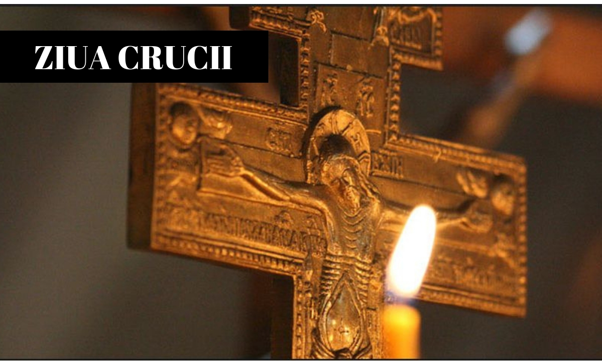 Ziua Crucii. Ce sa faci de Inaltarea Sfintei Cruci ca sa ai noroc tot anul