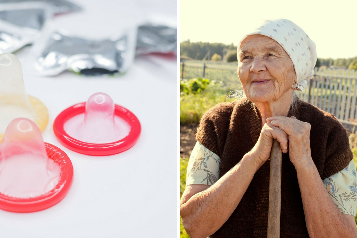 batrana prezervative