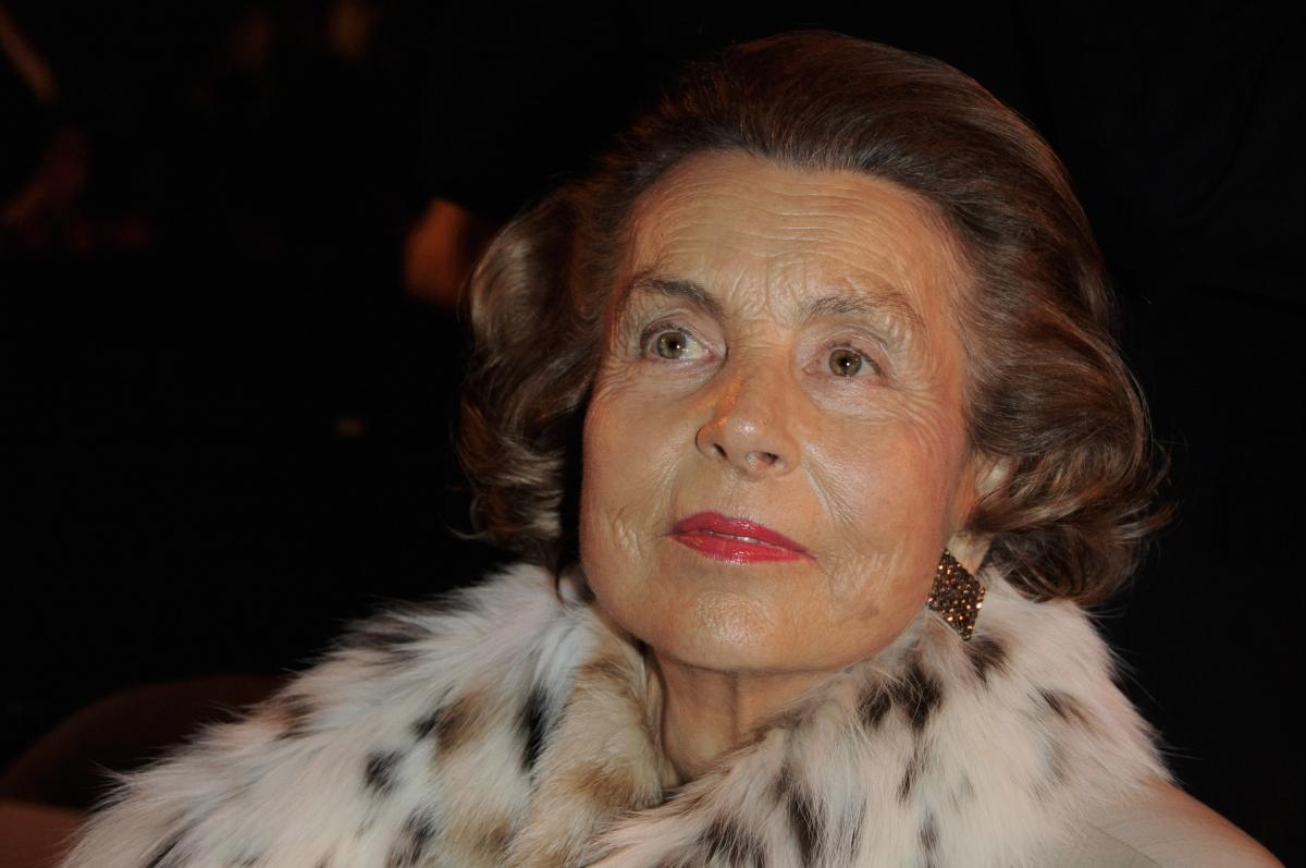 Cea mai bogată femeie din lume