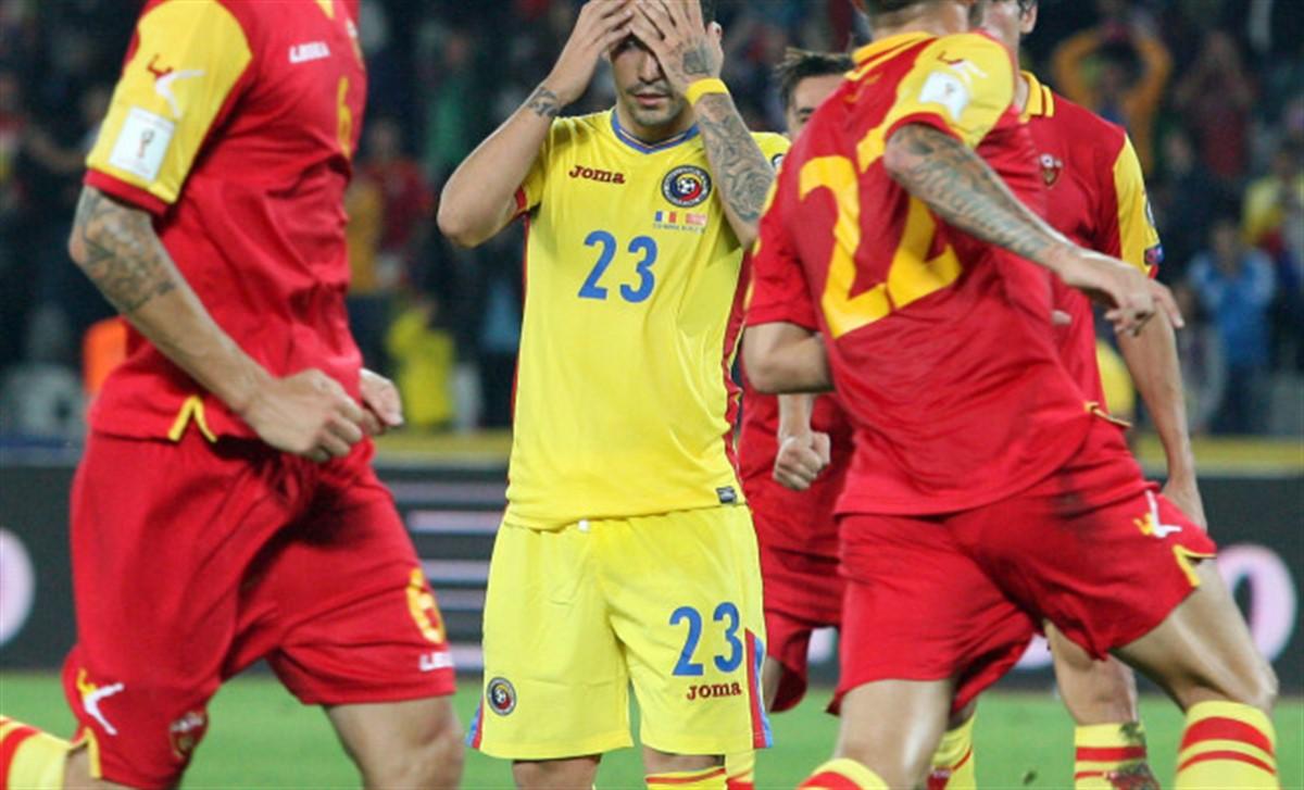 Muntenegru - România, scor final 1-0. Rezumat Video