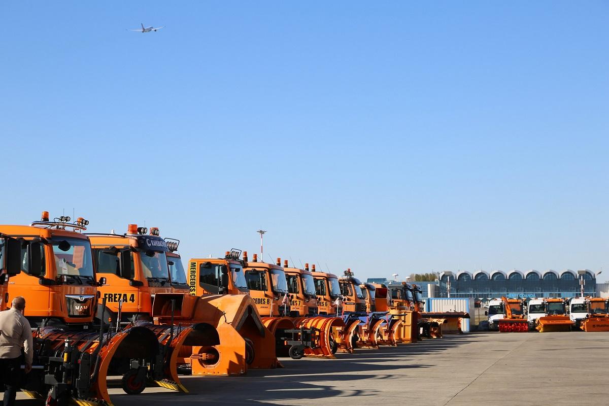 aeroporturile din bucuresti