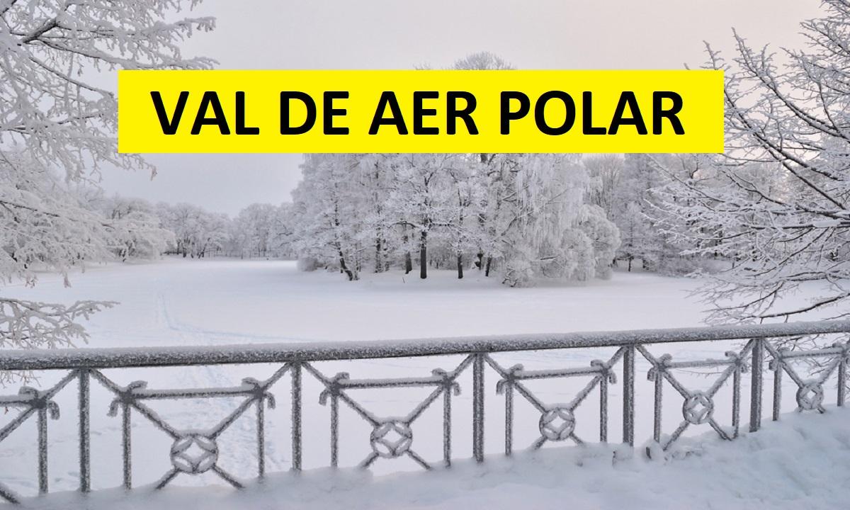 ANM, anunţ de ultimă oră despre vreme. Un val de aer polar loveşte România
