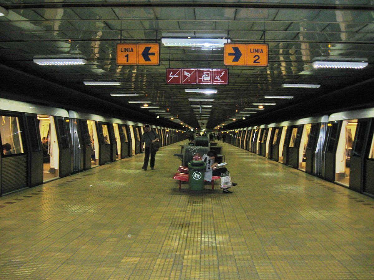 O tânără a fost găsită moartă în stația de metrou Dristor 1 din București