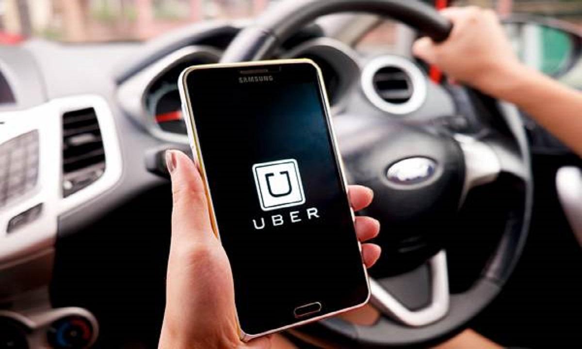 Uber este o companie de transport