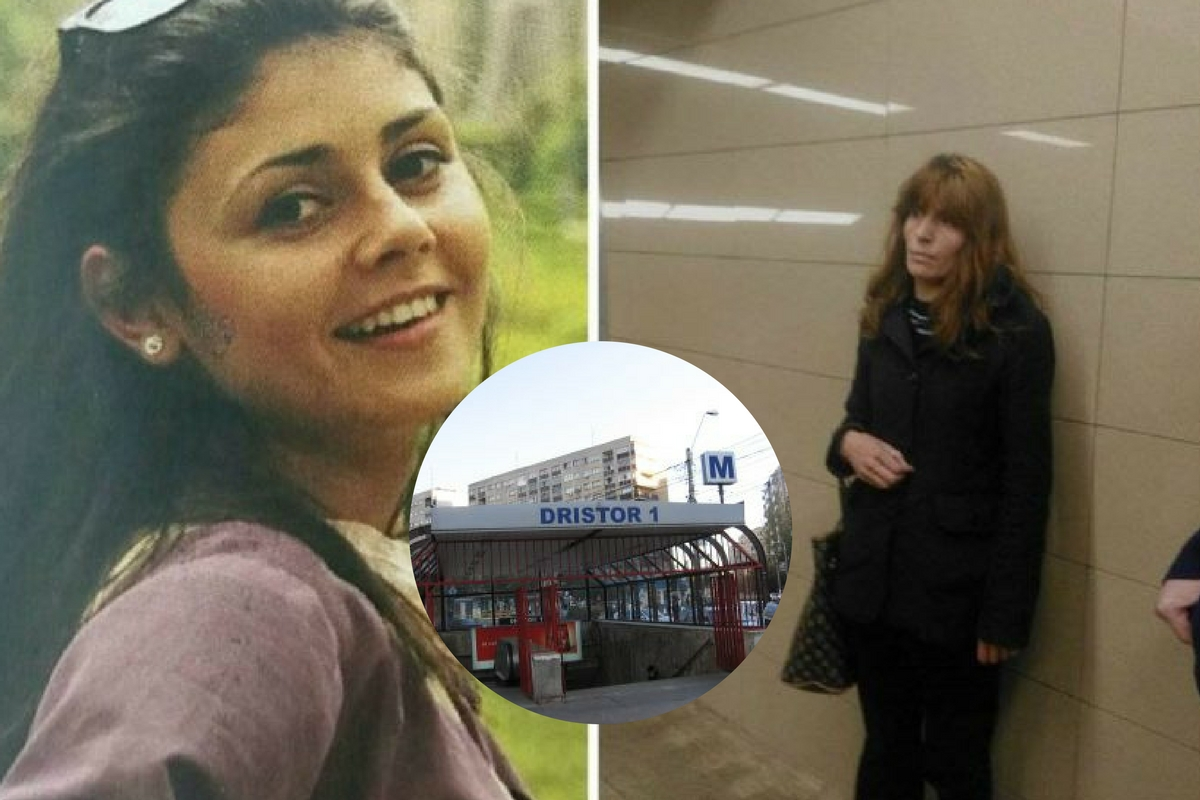 Ce se întâmplă la mormântul Alinei Ciucu, fata omorâtă la metrou de Magdalena Şerban