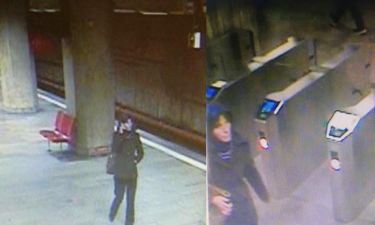 Autoarea suspecta a crimei de la metrou