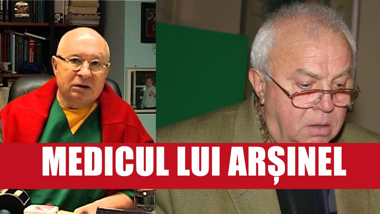 Mihai Lucan, prima reacţie despre jurnalul secret găsit de anchetatori. Ce explicații a dat celebrul chirurg