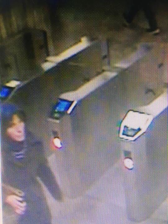 Autoare crima la metrou