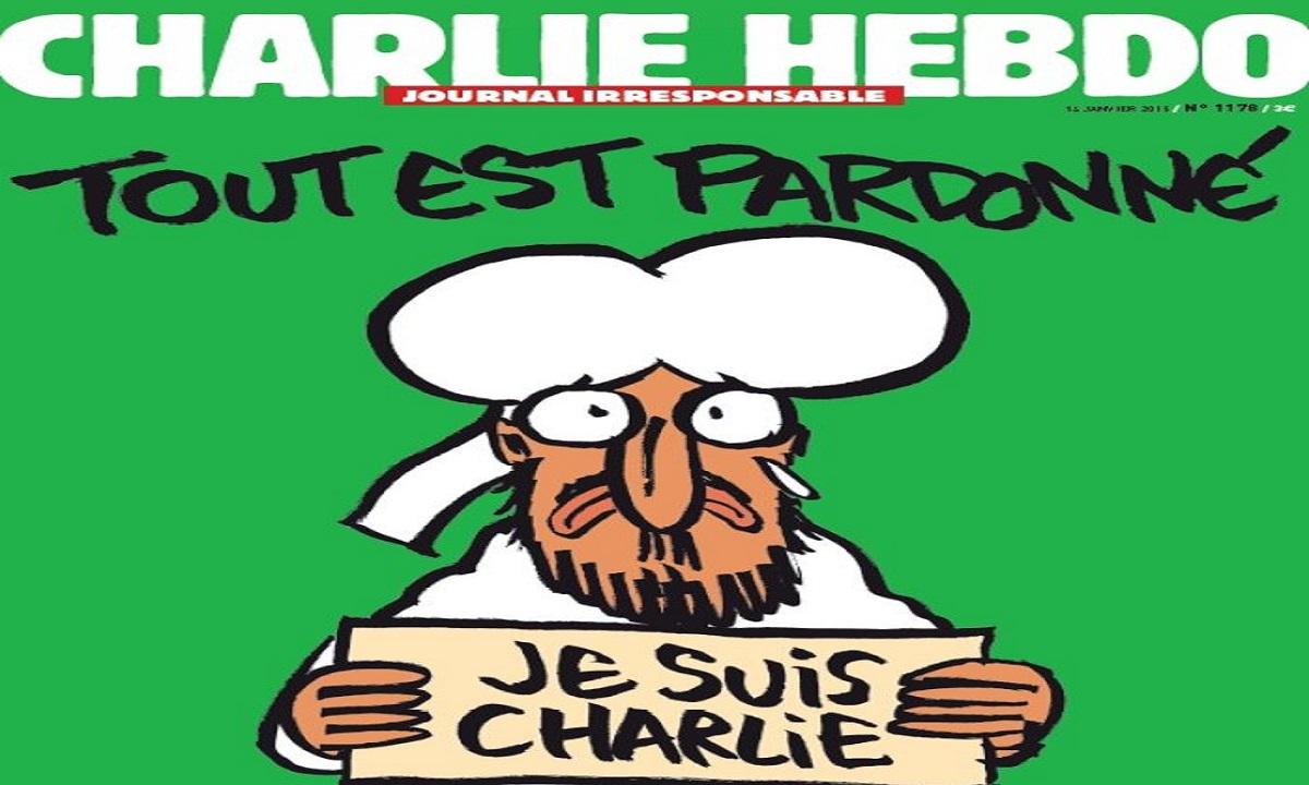 Directorul revistei Charlie Hebdo, avertisment dur la trei ani de la atacul armat