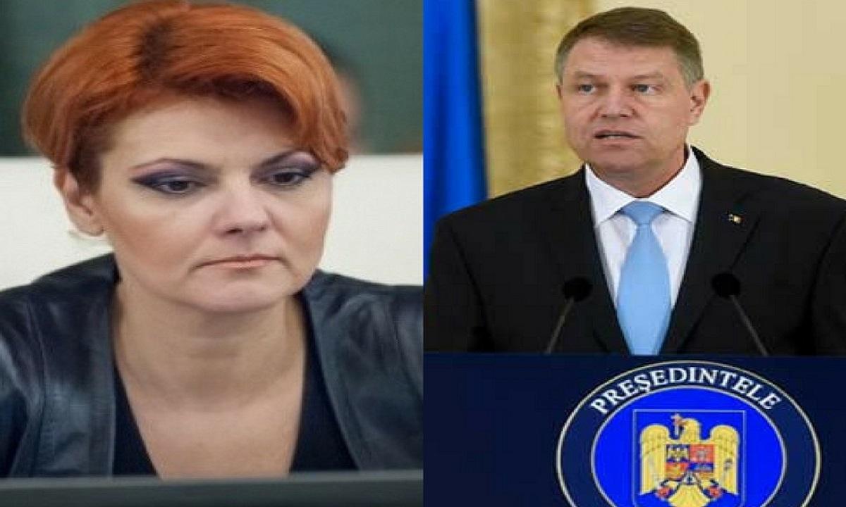 Vasilescu: Klaus Iohannis va fi suspendat, dacă nu aplică decizia CCR