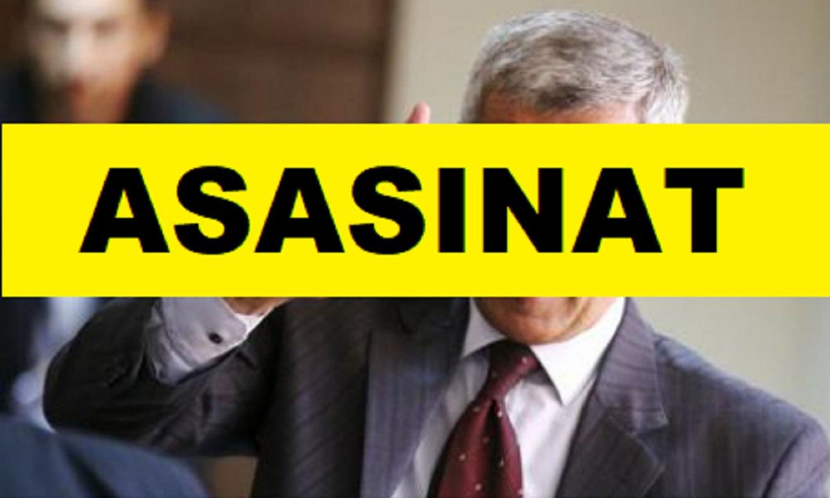 ULTIMA ORĂ: Lider politic important, împușcat mortal în fața biroului