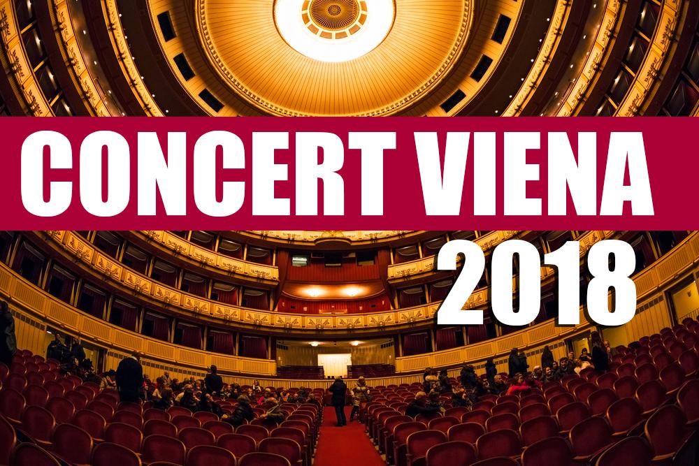 Concertul de Anul Nou de la Viena 2018 - VIDEO INTEGRAL TVR 1 - Ediția cu numărul 78 - Înregistrare video