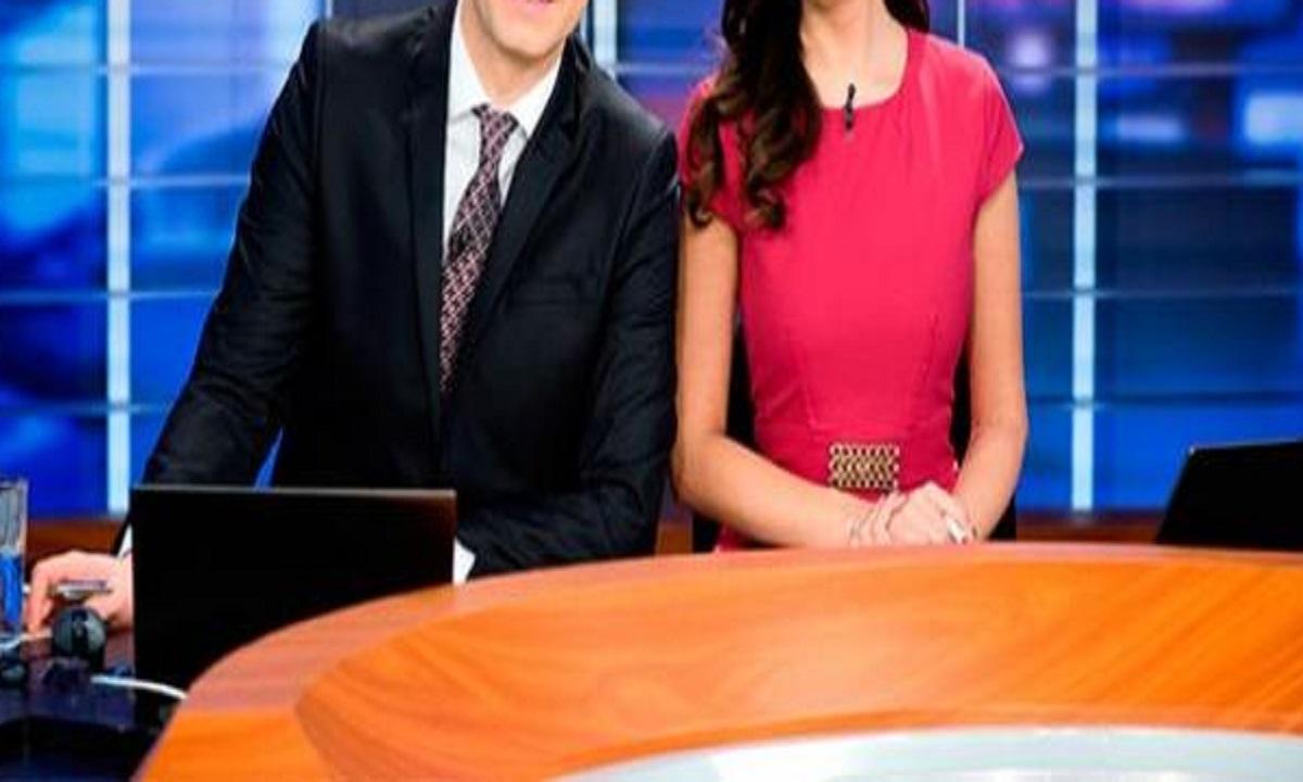 Cuplu neaşteptat în showbiz-ul românesc. Cum au fost surprinşi cei doi prezentatori