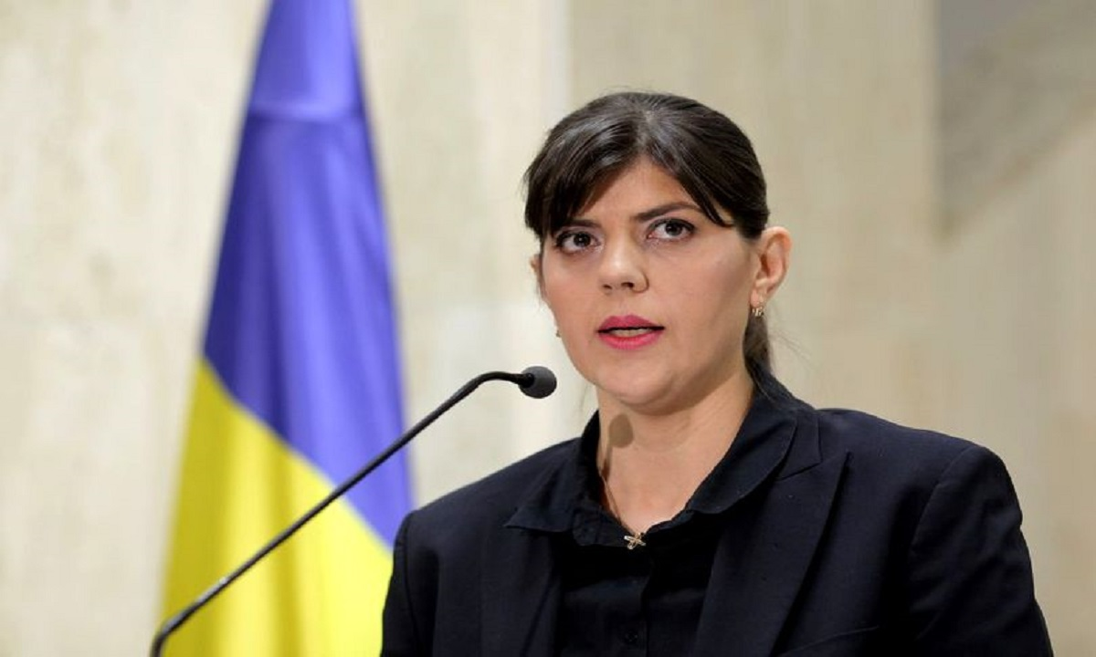 """Laura Codruţa Kovesi: """"Nu am niciun motiv să-mi dau demisia"""""""