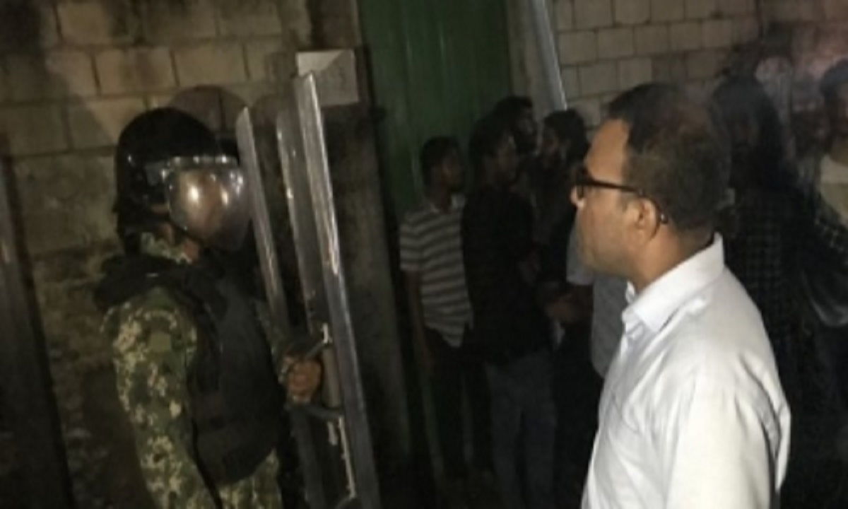 Stare de urgenţă în Maldive. Orice persoană poate fi arestată pe stradă