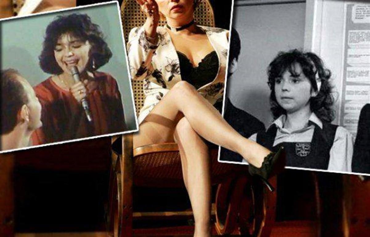 """Cesonia Postelnicu a devenit cunoscută drept""""Geta din Liceenii"""", un rol cu care a făcut senzație la finalul anilor 80."""