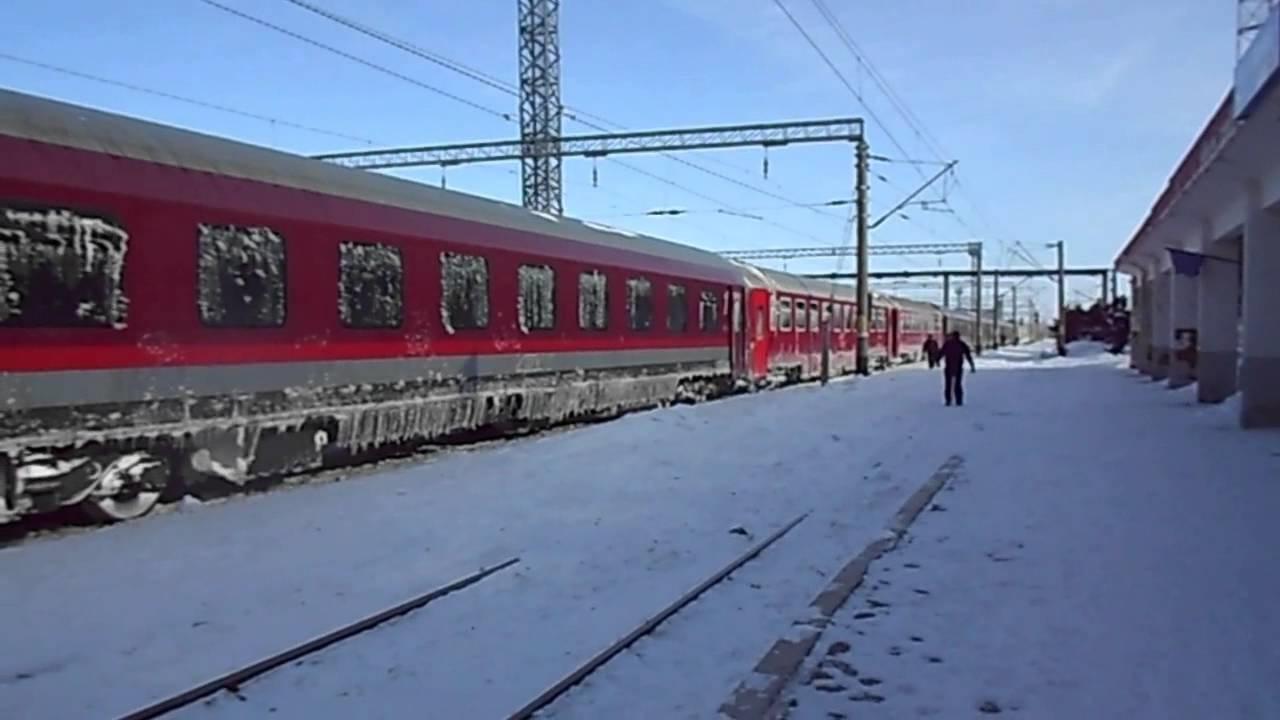 Haos pe calea ferată din România. Lista trenurilor anulate din cauza vremii