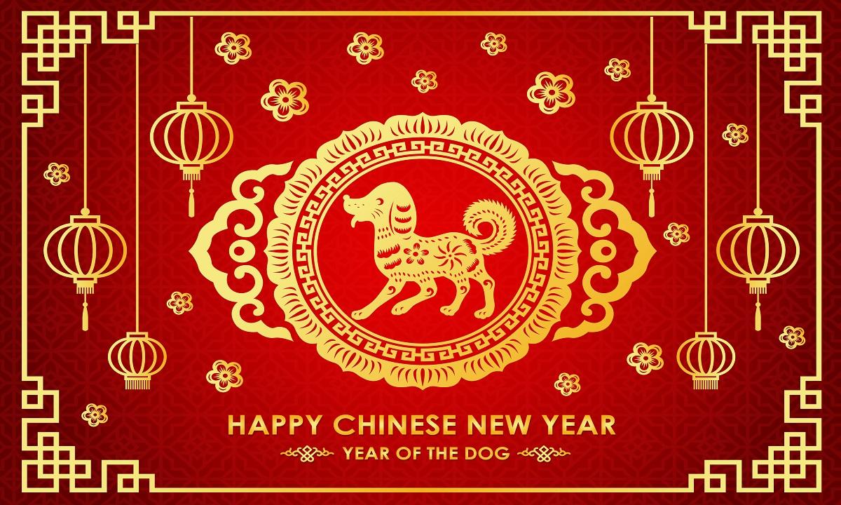Numerele norocoase din Anul Câinelui de Pământ și culorile care aduc noroc