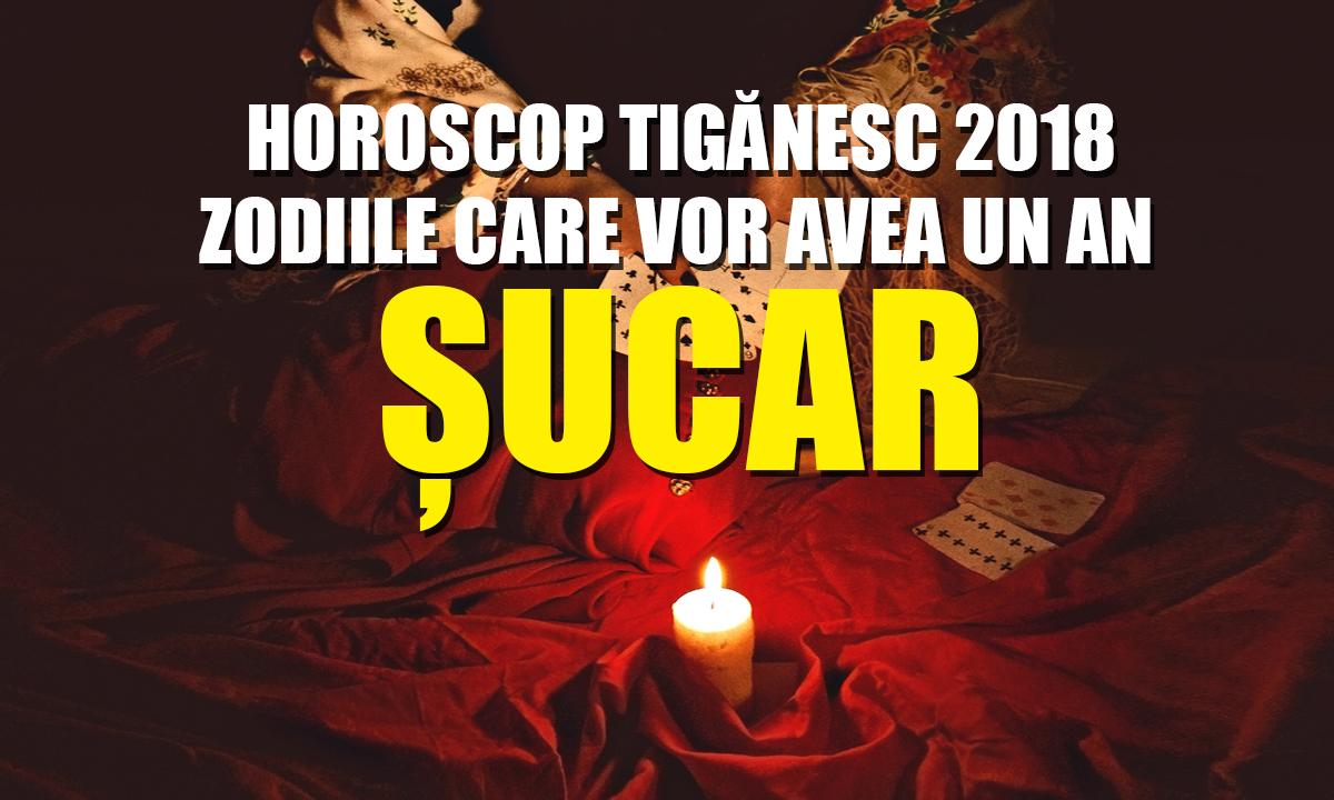 """Horoscop țigănesc anul 2018 - Zodiile care vor avea un an """"şucar"""""""