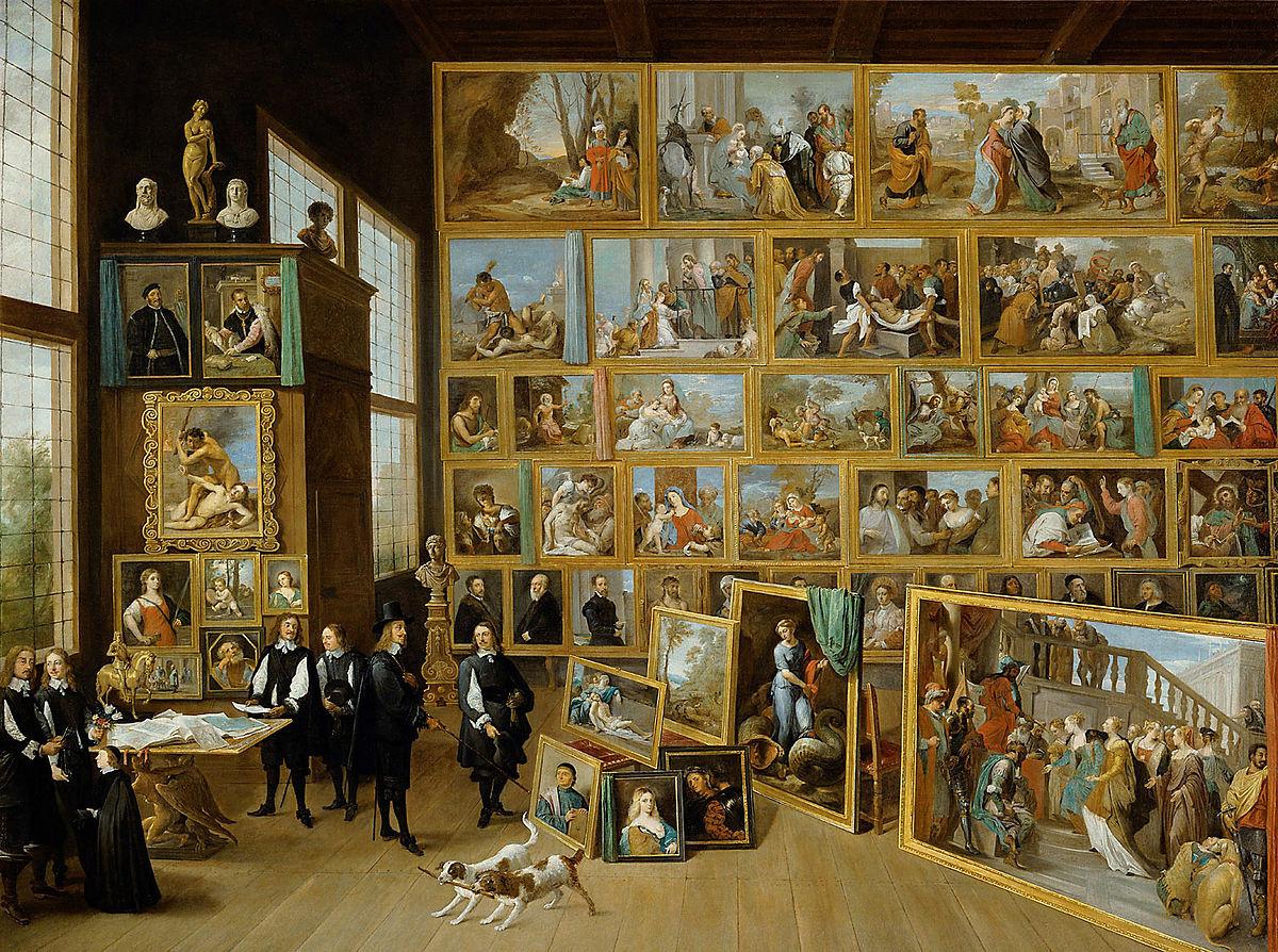 Colecție de tablouri în valoare de sute de milioane de euro, dovedite a fi originale. Cui aparțin operele de artă