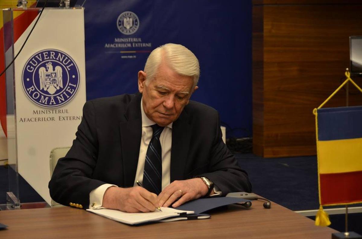 diplomat român expulzat