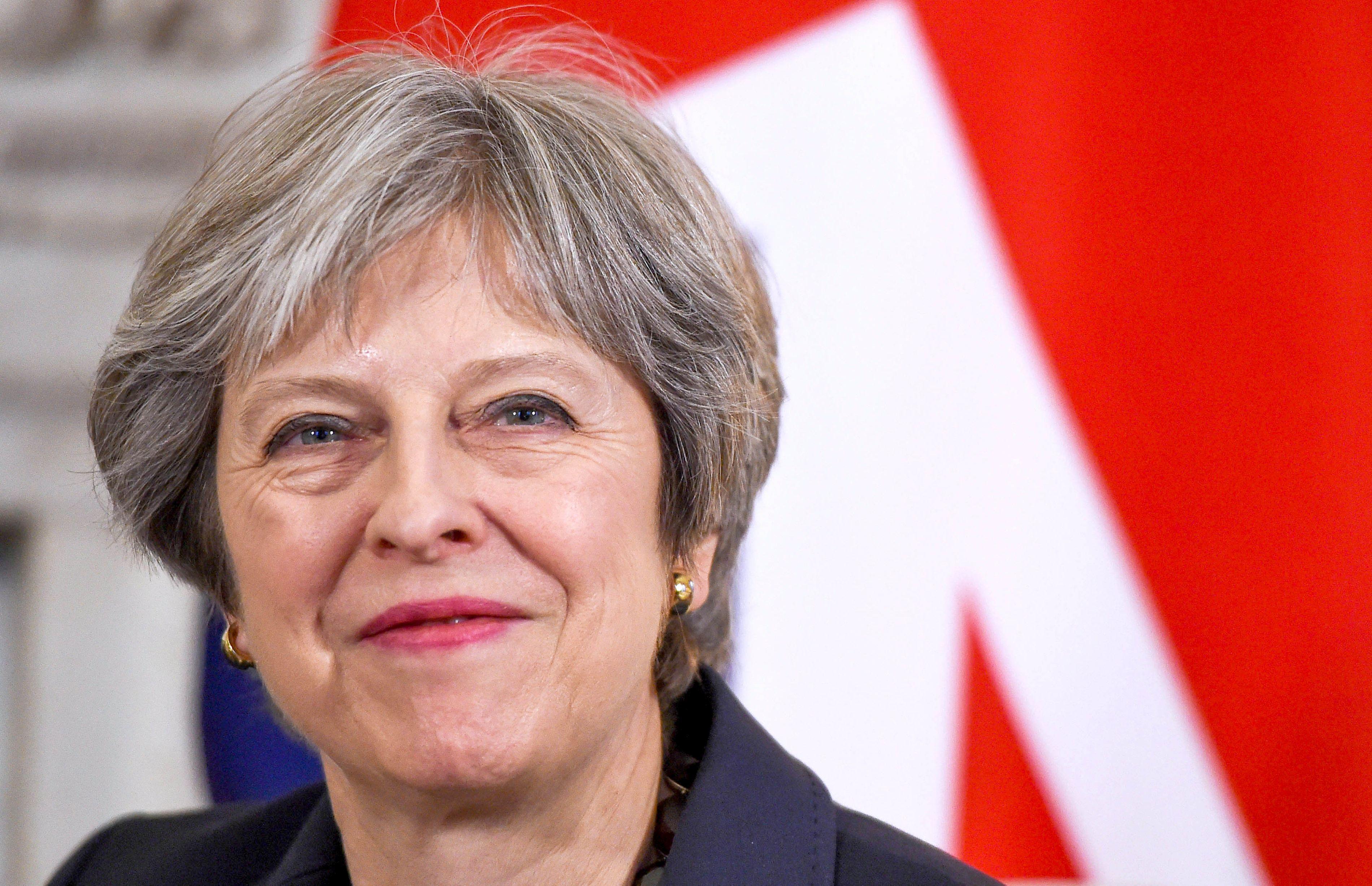 Theresa May avertizează că Marea Britanie riscă să rămână în Uniunea Europeană
