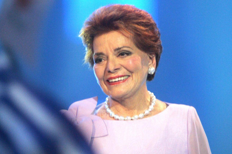 Prima câştigătoare a Eurovision, Lys Assia, a murit la vârsta de 94 de ani. Ea câştigase competiţia în anul 1956.
