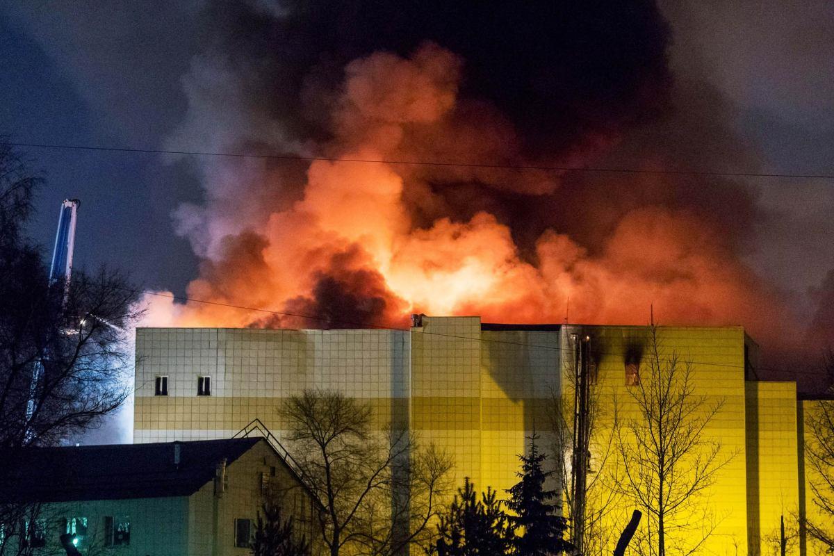 Poliția are un suspect! Cine este vinovatul pentru incendiul din Rusia, soldat cu cel puțin 64 de morți