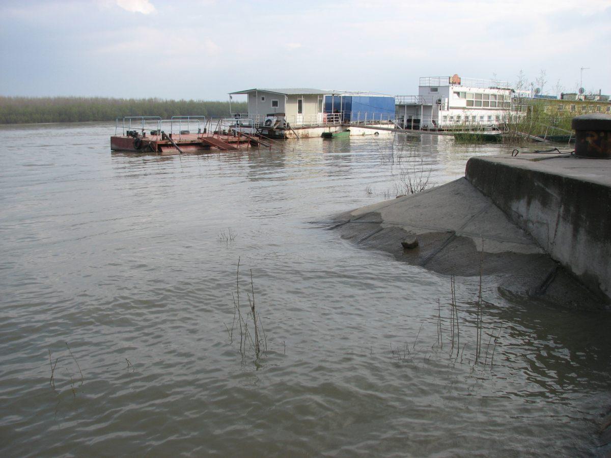 Alertă pe Dunăre! Hidrologii au emis un cod portocaliu de inundații