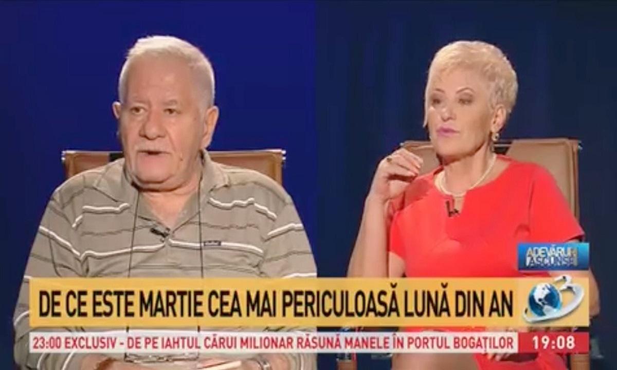 Lidia Fecioru și Mihai Voropchievici: Luna martie este cea mai periculoasă din an
